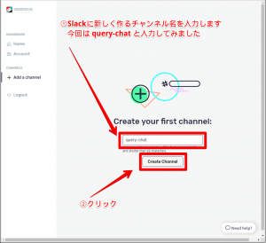 smallchatの登録