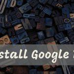 [Windows]Googleフォントを自分のパソコンにインストールしよう!