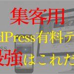 WordPress有料テーマ!Emanon(エマノン)が集客用テーマ界最強である6つの理由!