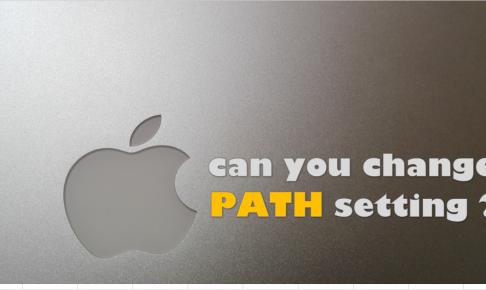 mac path 環境変数